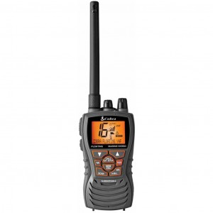 Cobra 350 Waterproof Floating Handheld VHF Radio