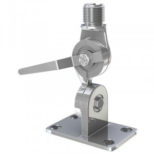 Shakespeare Mounting Bracket - S/S Ratchet Mount