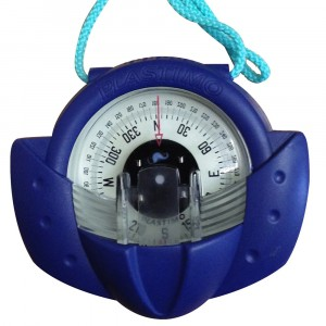 Plastimo Iris 50 Compass Blue In Shell-Pack - Zone A