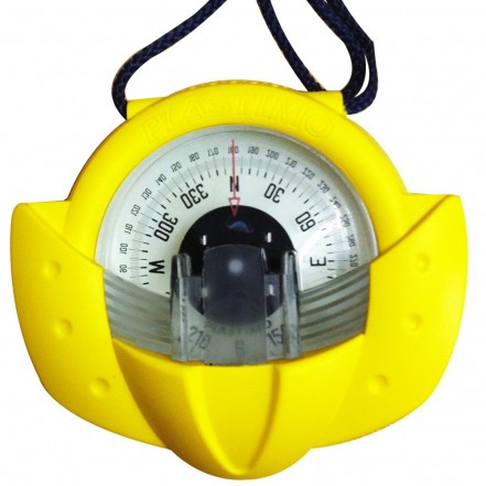 Plastimo Iris 50 Compass Yellow In Shell-Pack - Zone A