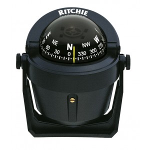 Ritchie Compass B51 Explorer Black Bracket Mount