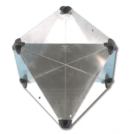 Trem Folding Radar Reflector 34x34x47cm