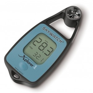 Meridian Zero Skywatch Xplorer 1 Hand Held Wind Speed Meter