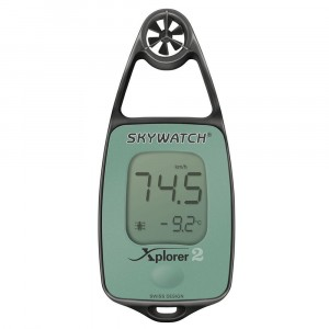 Skywatch Xplorer 2 Hand Held Wind/Temp Instrument