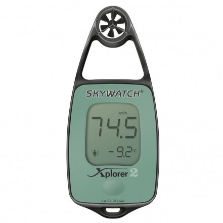 Meridian Zero Skywatch Xplorer 2 Hand Held Wind/Temp Instrument