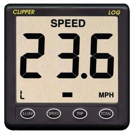 Nasa Marine Clipper Speed Log