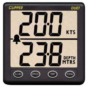 Nasa Marine Clipper Duet Speed/Depth