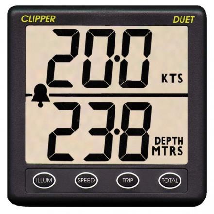 Nasa Marine Clipper Duet Speed/Depth