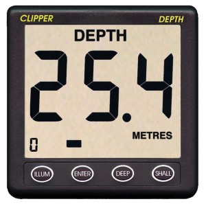Nasa Marine Clipper Depth Sounder