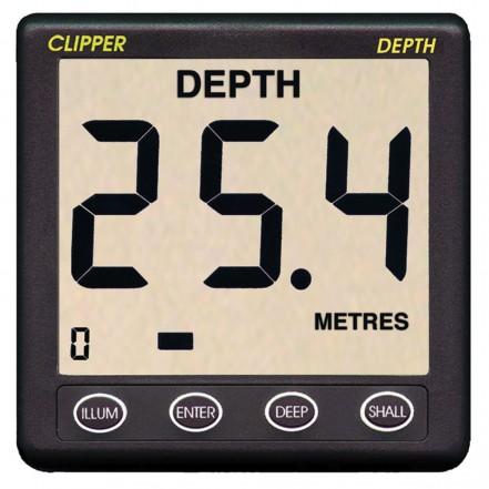 Nasa Marine Clipper Depth Sounder