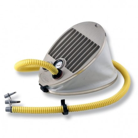 Bravo 8m Professional Foot Pump 6.5 Litre Capacity