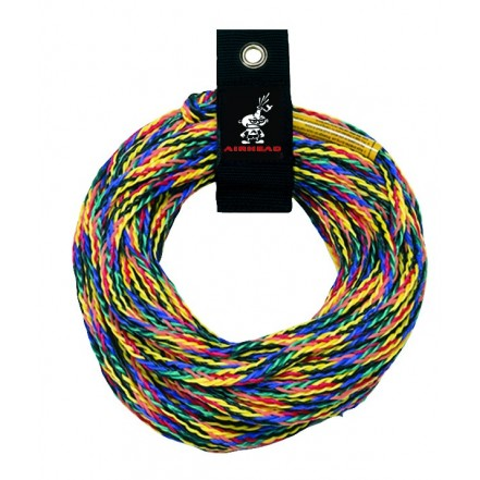 Airhead 2 Rider Tube Tow Rope 60ft
