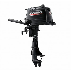 Suzuki Outboard Motor DF5A Long Shaft