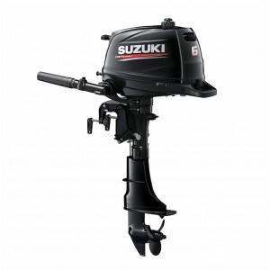 Suzuki Outboard Motor DF6A Long Shaft