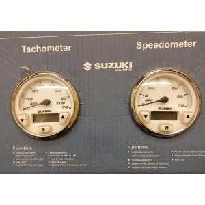 Suzuki Commander Instrument Kit
