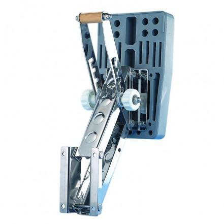 Trem Stainless Steel Adjustable Bracket for Motor <10 HP-30kg max