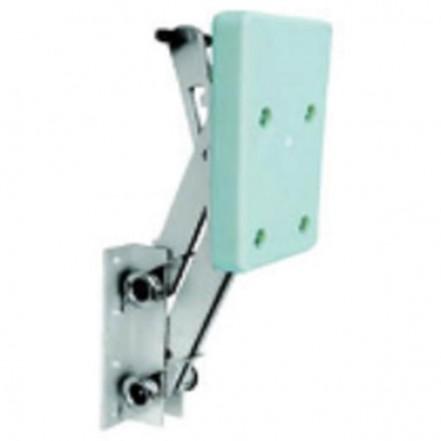 Waveline Outboard Bracket Aluminium Plastic Pad 40kg