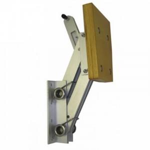 Waveline Outboard Engine Bracket Alloy c/w Wood Pad 15HP (40kg)
