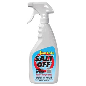 Starbrite Salt Off Engine Protector 650ml with PTEF
