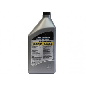 Quicksilver Hi Performance Gear Oil Mercruiser Sterndrive 1 Litre