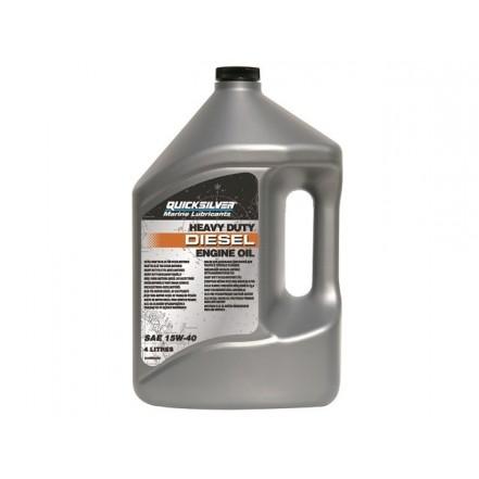 Quicksilver Diesel Engine Oil 4 Litre