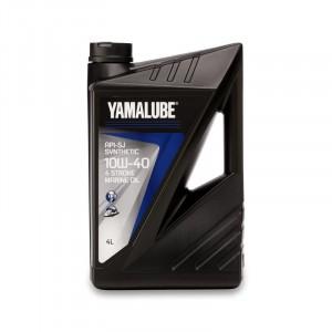 Yamaha Yamalube Synthetic 10W-40 4-Stroke 4 Litre