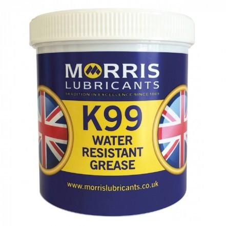 Morris K99 water resistant grease 500ml