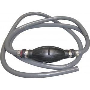 Waveline Universal Fuel Line 3/8 c/w Primer Bulb.