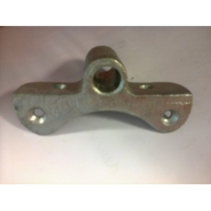 Wetline Rowlock Socket Side - Galv 13mm