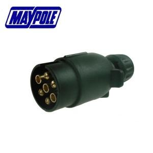 Maypole Trailer Plug 7 Pin 12N