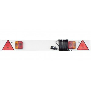 Maypole Marine Trailer Lighting Board
