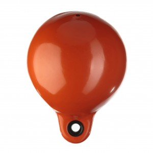 Anchor Marine Marker Buoy 15cm Diameter Fluorescent Orange