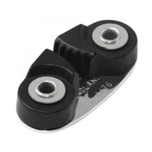 Allen Cleat Cam Mini with Fairlead & Aluminium Jaws