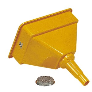 Plastimo Heavy duty funnel moulded in tough polyethylene.