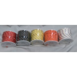 Rope Mini Reel 3MM Assorted Colours 20mtr
