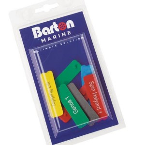 Barton Cruiser Insert Labels (Pack 7)