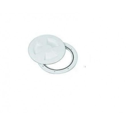 Lalizas Inspection Cover/Duct Access White 125mm