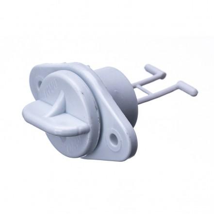 RWO Marine Drain Bung & Socket Bayonet Lock