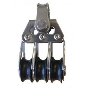 Holt Marine Mininox Triple Fixed Block 20mm
