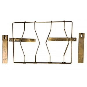 Bainbridge Marine Gimballed Rail & Pan Clamps - Hobs