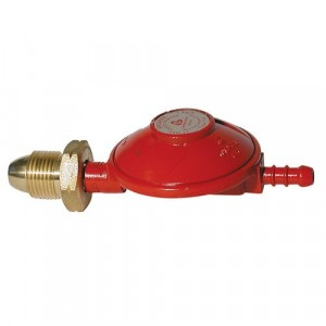 "Regulator 37mbar (3080P) Propane 5/16"" Hose"