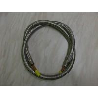 "Aquafax Braided Gas Hose 1/4""X36"""