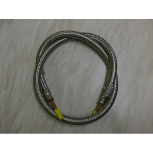 "Aquafax Braided Gas Hose 5/16""X36"""