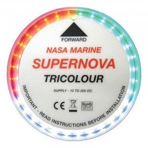 Nasa Marine NASA Supernova LED Tri-colour Masthead Light