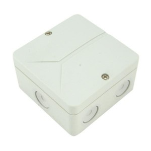 Index Marine Waterproof Junction Box 93mm x 93mm x 55mm