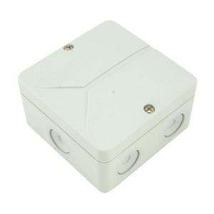 Index Marine Waterproof Junction Box 93mm x 93mm x 55mm