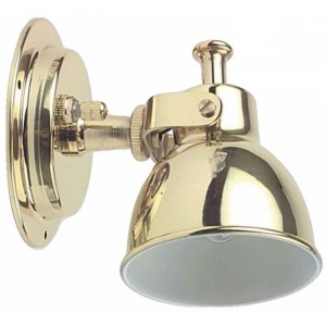 C Quip Berth Light Brass