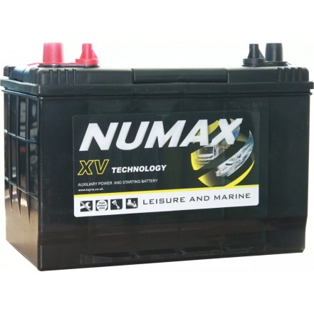 Battery Numax Sealed 100Ah