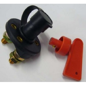 Aquafax Battery Master Switch Heavy Duty