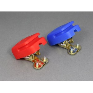 Battery Terminals With Covers